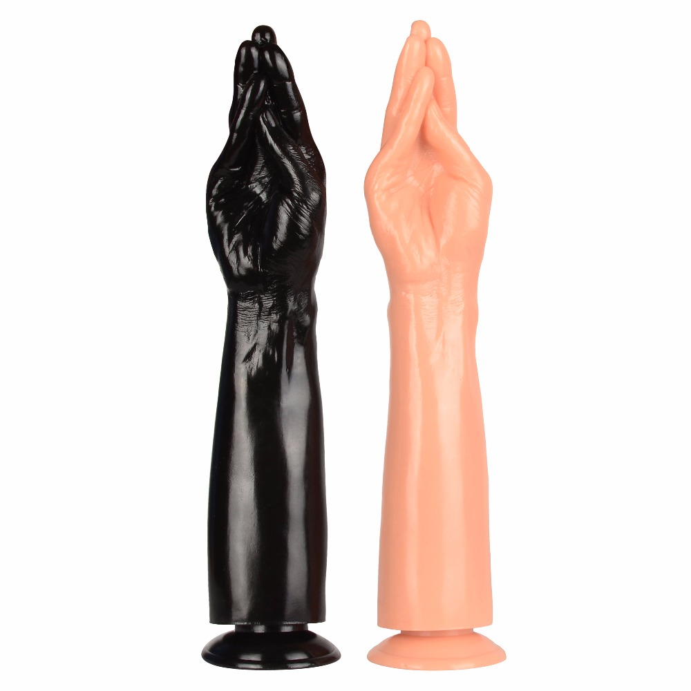 Fisting huge dildo hand arm giant dildos for women big dick large dildo with suction cup