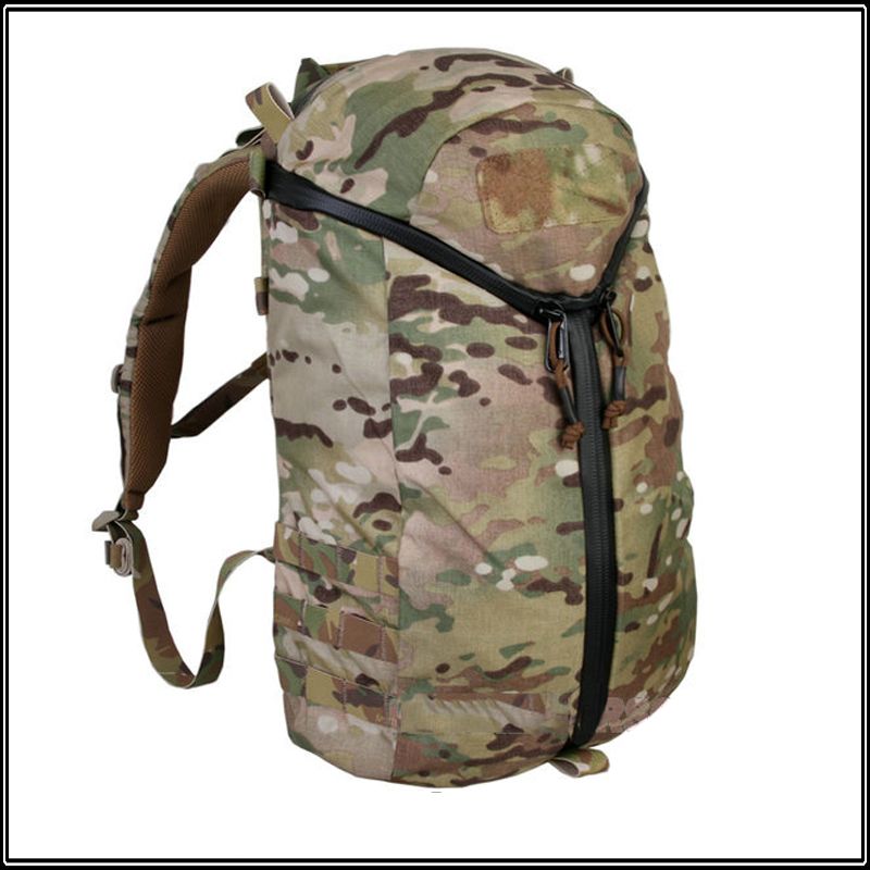 Outdoor Tactical Hunting and Military Airsoft Assault Pouches Military Camouflage Backpacks Sport Bags Free Shipping