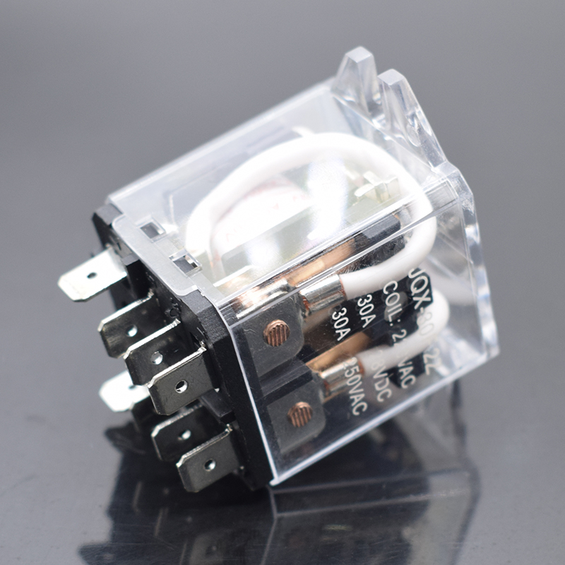 High current power JQX-30F DC 30 Amp contactor AC 220V Miniature relay dc12V24v free shipping elecall 10pcs lot jqx 15f 1z dc48v miniature electromagnetic relay no 30a nc 20a 240vdc 28vdc 48vdc power relay