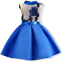 D S Newest Cute Toddler Kid Baby Girl Clothes Girl S Princess Party Prom Floral Tutu