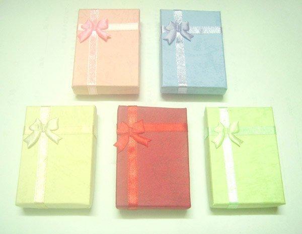 24pcs/lot 1.6x5x7cm Jewelry Packaging Pendant Gift Box Free Shipping BX3