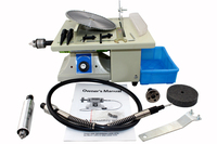 Multi functional Mini Jade Table Saw Carving Grinding Polishing Machine Drilling Cutting Rotary Tools & Accessories DIY 220V