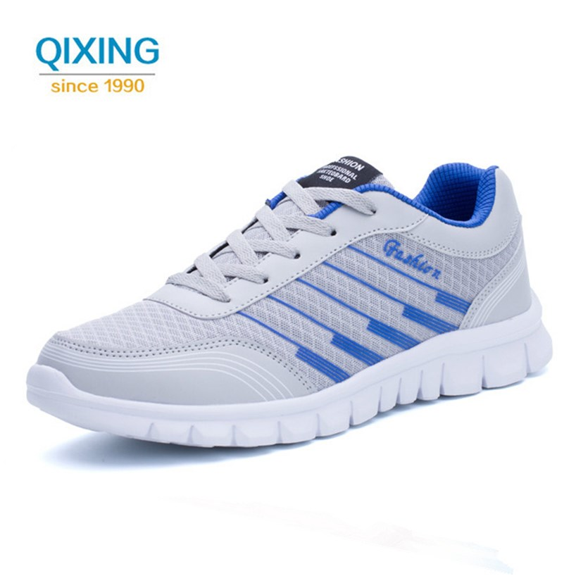 2017 New Breathable Running <font><b>Shoes</b></font> For Men Lightweight Walking Sport <font><b>Shoes</b></font> Women Outdoor Air Mesh Sneakers Men <font><b>Shoes</b></font> Plus Size 10