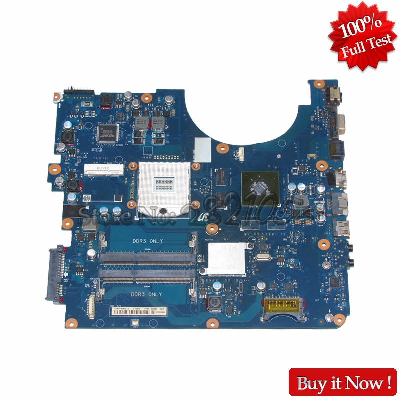 NOKOTION BA92-06128A BA92-06128B Laptop Main Board For samsung NP-R580 R580 Notebook PC Motherboard HM55 GT310M DDR3 nokotion laptop motherboard for dell vostro 3500 cn 0w79x4 0w79x4 w79x4 main board hm57 ddr3 geforce gt310m discrete graphics
