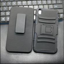 3 в 1 Броня мягкий чехол для HTC Desire 816 сверхмощный Открытый Спорт Жесткий чехол телефона для HTC 816 с креплением для ремня подставка