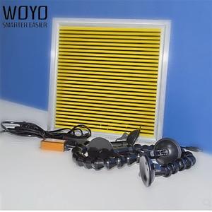 Image 1 - WOYO Auto verzonken gestreepte nivellering lamp