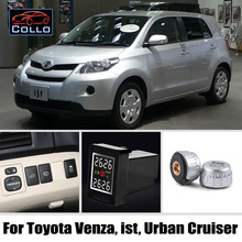 Special TPMS For TOYOTA Venza / ist / Urban Cruiser / Tire Pressure Monitoring System Of External Sensors / DIY Install So Easy