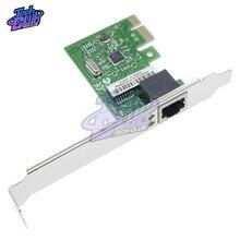 10/100/1000Mbps Ethernet PCI Express PCI-E karta sieciowa kontroler RJ45 Adapter Lan konwerter do pulpit PC 1000 Gigabit