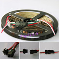 best price 1M DC5V ws2812b 30led/m ws2811 IC built-in Individually Addressable NonWaterproof 5050RGB Dream Color LED Strip