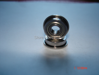 High quality 50 PCS SF6800ZZ Bearings F6800ZZ Stainless Steel Flanged Bearings SF6800-2Z