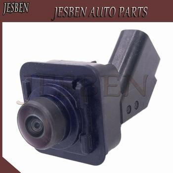 GB5Z-19G490-B Car Front Grille Parking Camera fit For Ford Explorer Police Interceptor 2.3L 3.5L 3.7L 2016-2019 NO# GB5Z19G490B