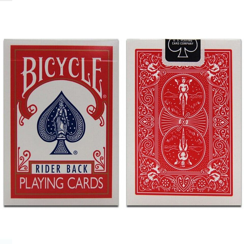 Original-Bicycle-Poker-1-pcs-Blue-or-Red-Regular-Bicycle-Playing-Cards-Rider-Back-Standard-Decks-Magic-Trick-Free-Shipping-5