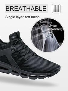 Image 2 - ONEMIX Air 95 احذية الجري الرجال أحذية رياضية خفيفة الوزن تنفس شبكة لينة الانزلاق على في الهواء الطلق الركض المشي تنس أحذية رياضية