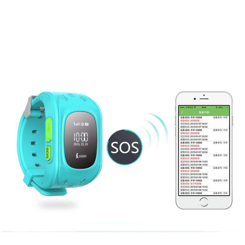 Symrun Clearance Price Child Watch Swity Q Smartwatch Support Sos Anti Lost Alarm Gps Tracking