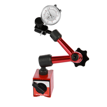 Mini Waterproof Leverage Dial Indicator Shockproof Magnetic