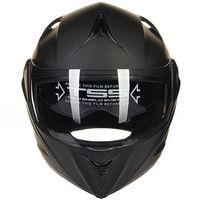 DOT Motorcycle Helmet Inner Removeable Flip Up Dual Visor Full Face Motorcycle Helmet Open Face Motorcross Road Bike MOTO Helmet
