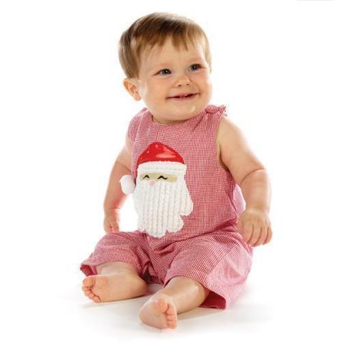 26c44208567eb 2017 Mode Bébé De Noël Barboteuses Garçon Fille Sans Manches Gilet Santa  Claus Vêtements Costume