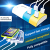 CNankcu High Quality 4 USB Power Charger Intelligent Fast 4 USB Interface Output Apply To Apple