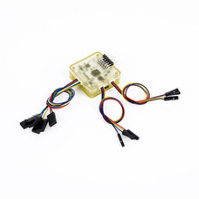 High Quality CC3D Flight Controller 32 Bits Processor With Case Side Pin For RC Quadcopter Toys Wholesale Free Shipping