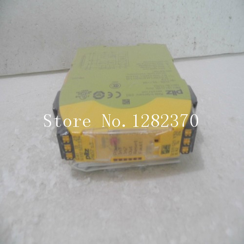 New original authentic PILZ safety relay PNOZ s3 C 24VDC 2 n / o Spot 751 103 new japanese original authentic 4gd349 c