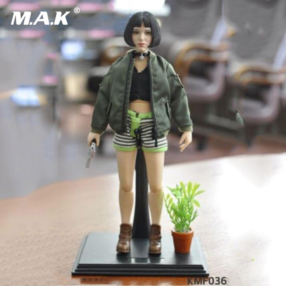 1:6 Leon Natalie Portman Mathilda Girl Action Figure KMF036 Collectible Model Toys natalie wood