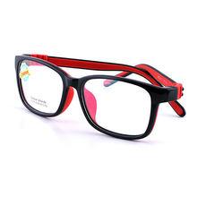 2f0cb25e2d 1273 montura de gafas para niños y niñas Marco de gafas de calidad Flexible  para protección y corrección de visión