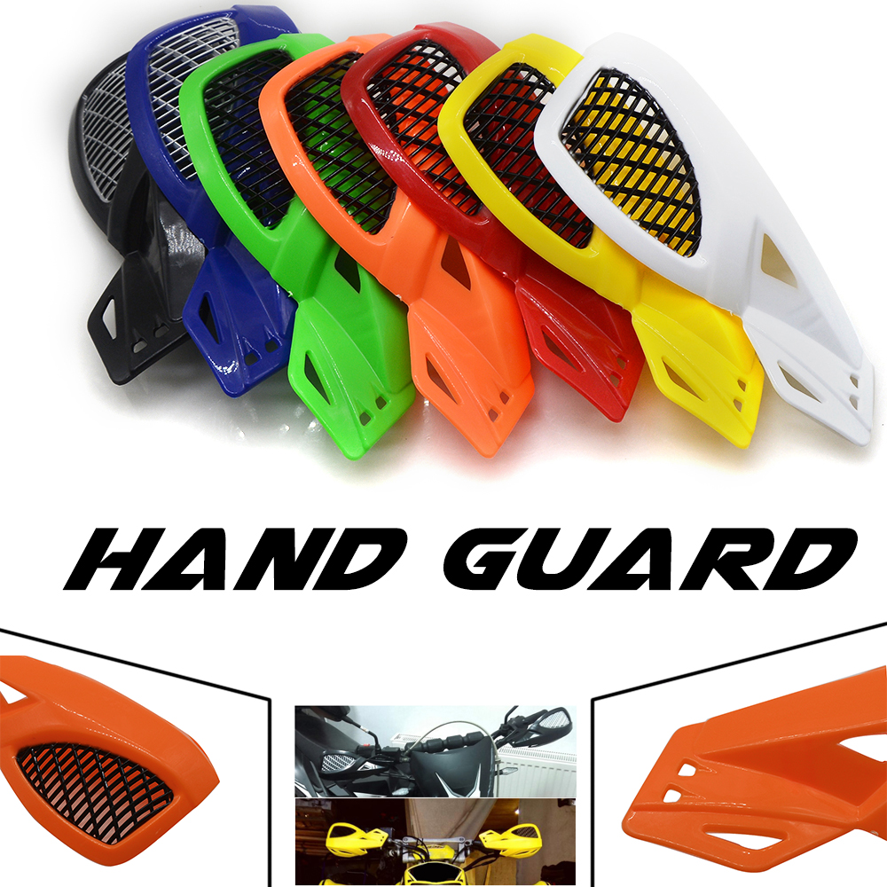 Motorcycle Hand Guard Dirt Bike Off Road Hand Protect Gear For HONDA cb500x cb190r grom yamaha fz8 fz1 fz6 bmw r1200rt r nine t in Falling Protection from Automobiles Motorcycles