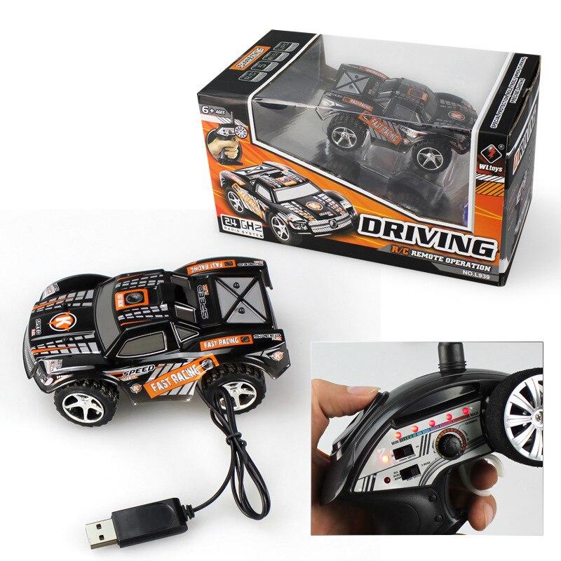 L939 2.4G 4CH 25 m/s cinq vitesses Anti-impact RC dérive voiture de course haute vitesse télécommande déformation voiture cadeau pour enfants jouets