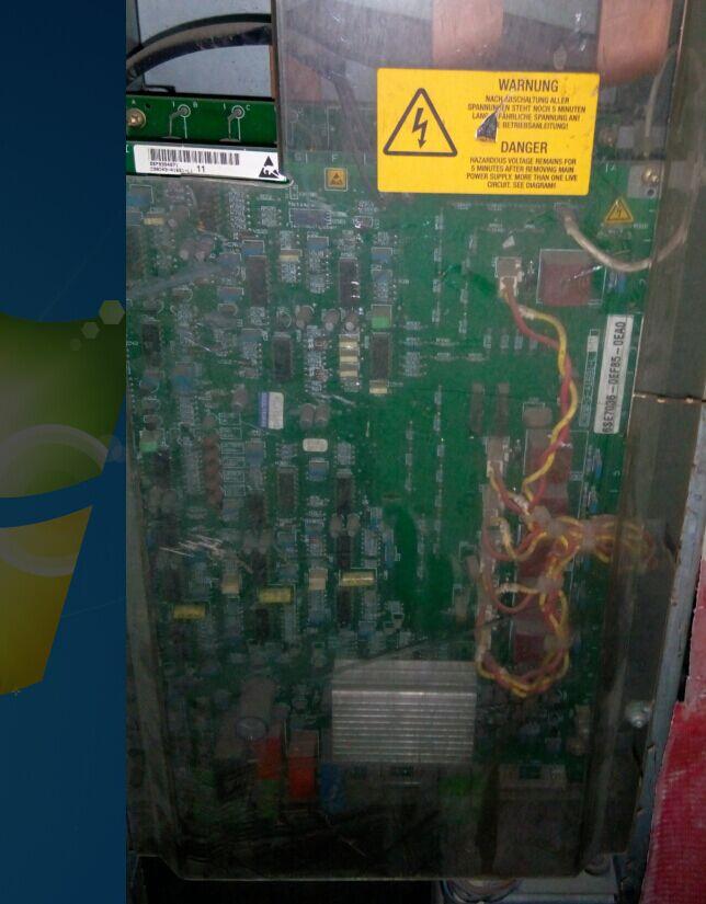 все цены на Second-hand C98043-A1691-L1 and 6SE7036-0EF85-0EA0 trigger plate rectifier unit онлайн