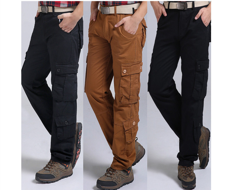 Online Get Cheap Tan Cargo Pants -Aliexpress.com | Alibaba Group
