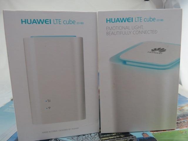 Huawei E5180 4G LTE Wi-Fi Cube Router