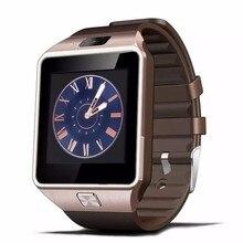 Smart Watch Reloj Inteligente de Moda Apoyo la Tarjeta de SIM Tarjeta de memoria