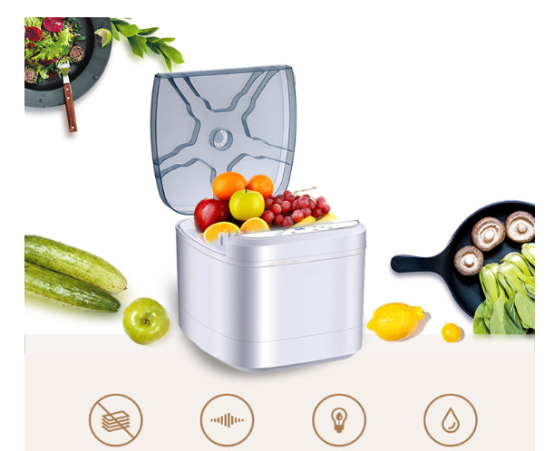 Fruit Vegetable Detoxification Machine Pesticide Ozone Generator Live Oxygen Cleaning Intelligent Ecologist