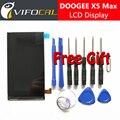 Doogee x5 max screen display lcd + free ferramentas torx reparação substituição conjunto da tela para doogee x5 max pro telefone móvel