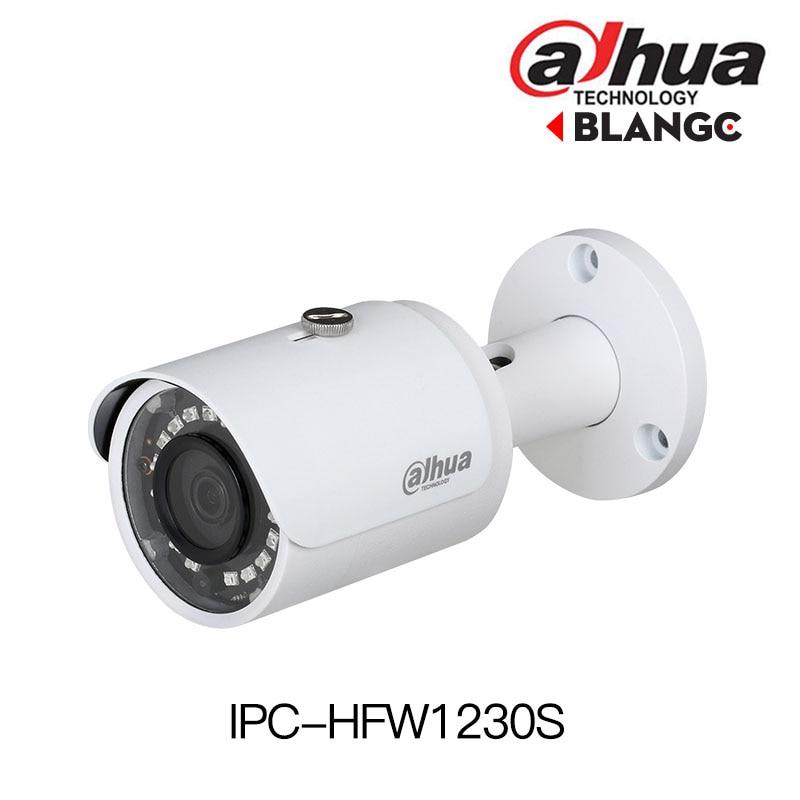 dahua H.265 IP Camera IPC-HFW1230S outdoor English CCTV Camera replace hikvision DS-2CD2020F-I 1080p Bullet Security Camera POE hikvision ds 2cd3345 i 1080p full hd 4mp multi language cctv camera poe ipc onvif ip camera replace ds 2cd2432wd i ds 2cd2345 i