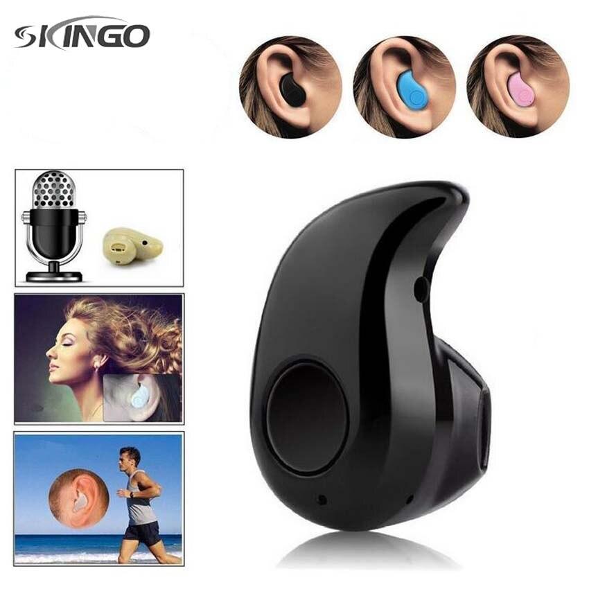 bilder für Mini Drahtlose Bluetooth Kopfhörer Headset mit Mikrofon für iPhone Samsung 150 Teile/los