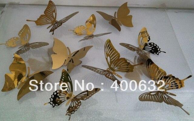 Free shiping ( 10pcs / pack ) x 3D Hollow sculpture Iron SS ...
