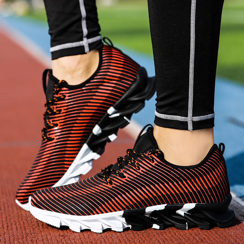 Men sneakers Summer Breathable Mesh unisex Walking footwear lightweight Comfortable running shoes for man adults outdoor sports