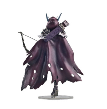 Windrunner Action Figure World of Warcraft Forsaken Queen Sylvanas Kid Toy Gift