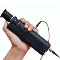 [Grandway Original] F2H 400X Handheld Microscópio De Fibra Óptica Para Fibra De Inspeção Final-Face