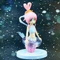 Hot 16 cm Shirahoshi Sereia Princesa One Piece Anime Collectible Figuras de Ação PVC brinquedos Anime Fans Coleção presente de natal