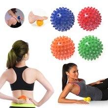 Bola para masajes en los pies herramientas de entrenamiento ortopédico, pelota de fisioterapia portátil para masaje de manos, brazos y hombros, herramienta de pedicura para el cuidado de los pies
