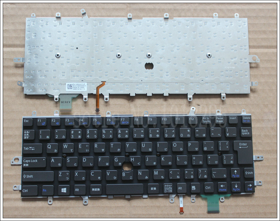 New Japan Laptop Keyboard for sony vaio Duo 11 SVD11 D11 SVD11218CCB SVDII219CC SVD112A1SW JP  Backlit keyboard цены онлайн
