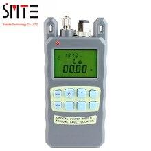 FTTH kit de herramientas de fibra óptica medidor de potencia óptico 70 + 3 medidor de potencia de fibra óptica todo en uno 70 A + 10dBm y 1mw 5 AUA 80A