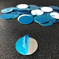 3000Pcs Universal Metal Plate Disk iron Sheet For Magnet Car Mobile Phone Holder Stand For Magnetic Car iphone 7