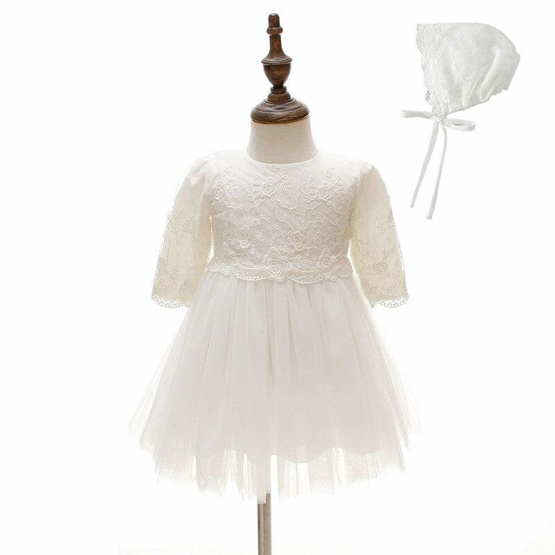 Long Sleeve Dresses for Baptism – fashion dresses