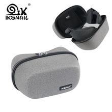 IKSNAIL Yeni Sert Seyahat Carring Kutusu Çanta Için Xiaomi 3D VR Gözlük Denetleyicisi Tüm Aksesuarları Açık Depolama Kılıfları Ç...