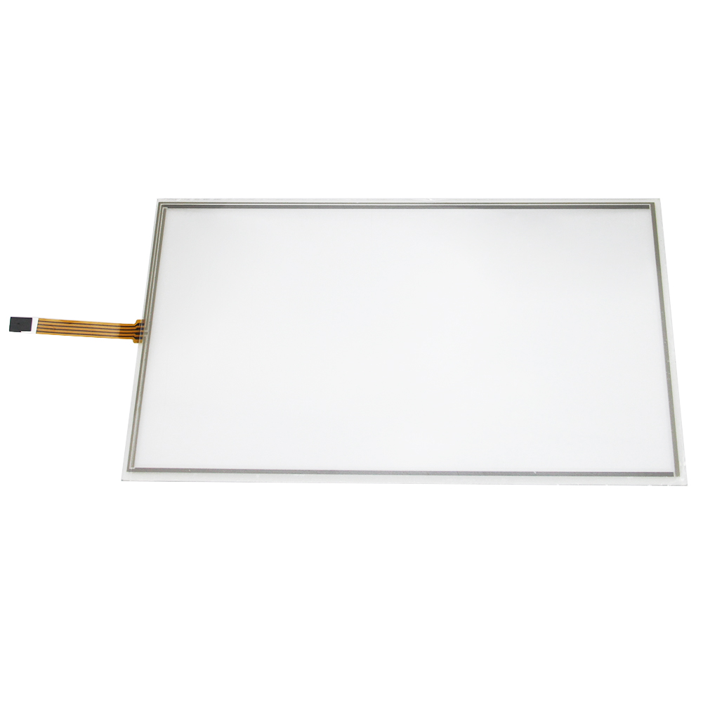 15.6 Widescreen 364*216mm Resistive Industry Touch Screen Panel Digitizer Glass zhiyusun new touch screen 364mm 216mm 15 6inch glass 364 216 for table and computer commercial use