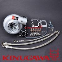 """Turbosprężarka Kinugawa GTX 3 """"TD06SL2 18G 8cm przeciwprzepięciowa do nissana RB20DET RB25DET Bolt On w Turboładowarki i części od Samochody i motocykle na"""