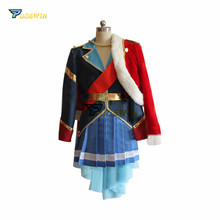 Shoujo Kageki Revue Starlight Junna Hoshimi Cosplay Costume Dress Custom Made
